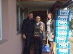 КП «Ірпіньводоканал» привітав «своїх» ветеранів, колишніх працівників підприємства